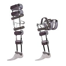 ortezy - Stabilizacja kolana przegubem LOCK LEVER
